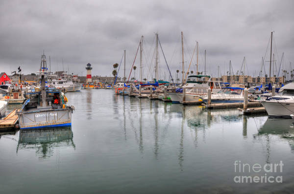 Wall Art - Photograph - Oceanside Harbor by Kelly Wade