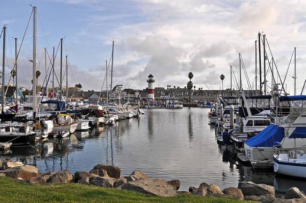 Photograph - Oceaside Harbor by Bridgette Gomes