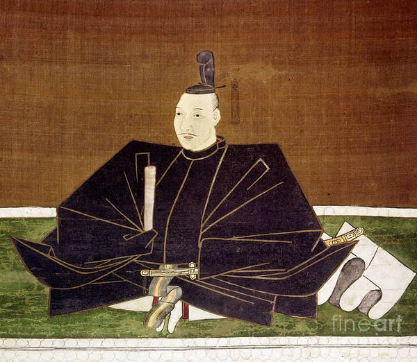 Feudal Japan Wall Art - Photograph - Oda Nobunaga (1534-1582) by Granger