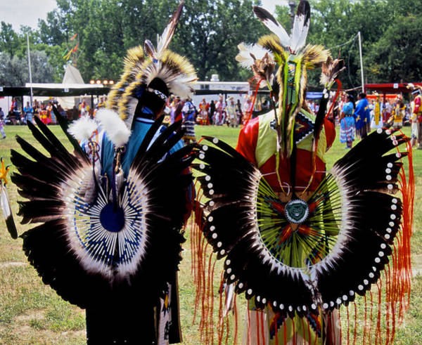 Crazy Horse Photograph - Oglala Friends by Chris Brewington Photography LLC
