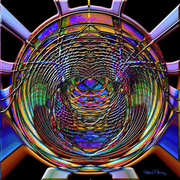 Digital Art - Oh What A Tangled Web by Barbara Berney