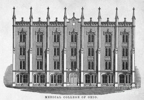 Photograph - Ohio: Medical College by Granger