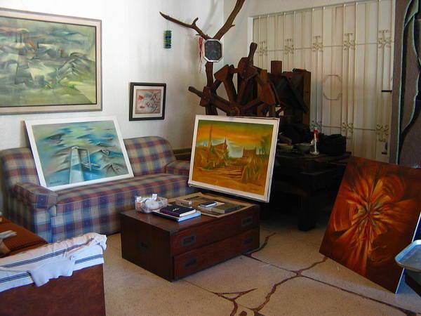 Painting - Oils By Glenn 2006 by Glenn Bautista