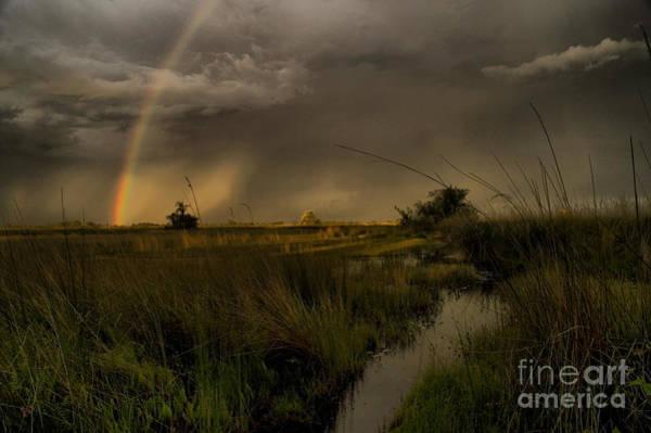 Photograph - Okavango Rainbow by Mareko Marciniak