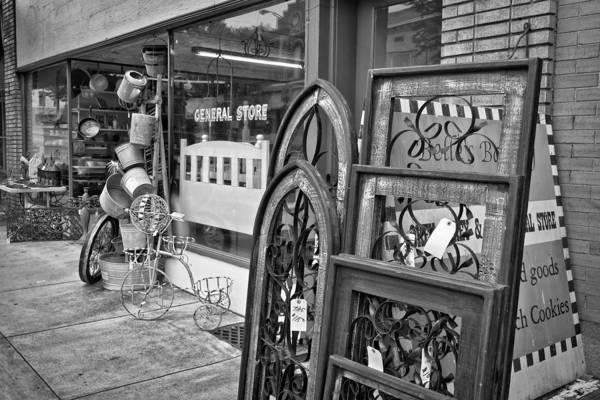 Photograph - Okey Dokey General Store  by Patrick M Lynch