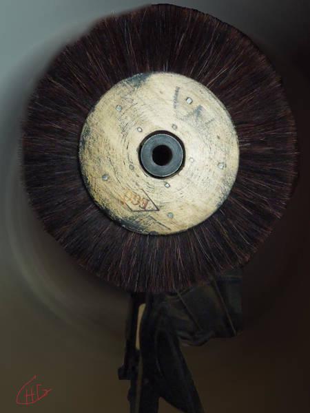 Photograph - Old Ancient Shoemaker Brush  by Colette V Hera  Guggenheim