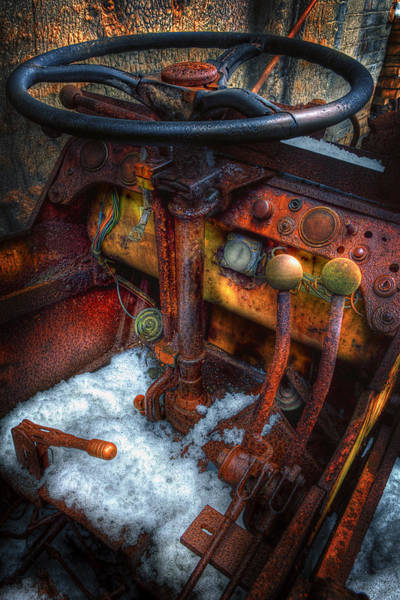 Photograph - Old And Rusty 3 by Emmanuel Panagiotakis
