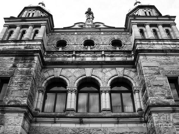 Photograph - Old Architecture by Rachel Duchesne