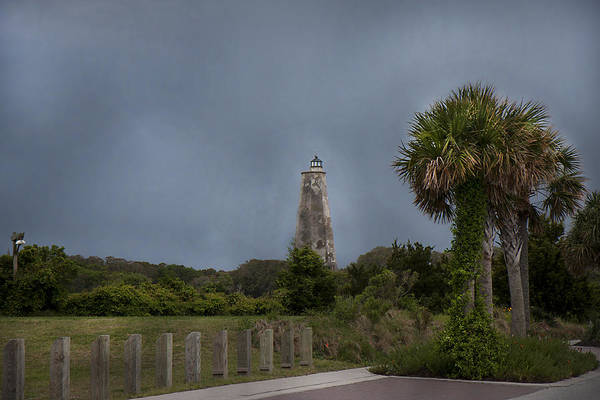 Wall Art - Photograph - Old Baldy Lighthouse by Betsy Knapp