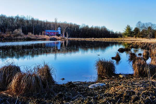 Photograph - Old Barn Walpack Nj by Rick Berk