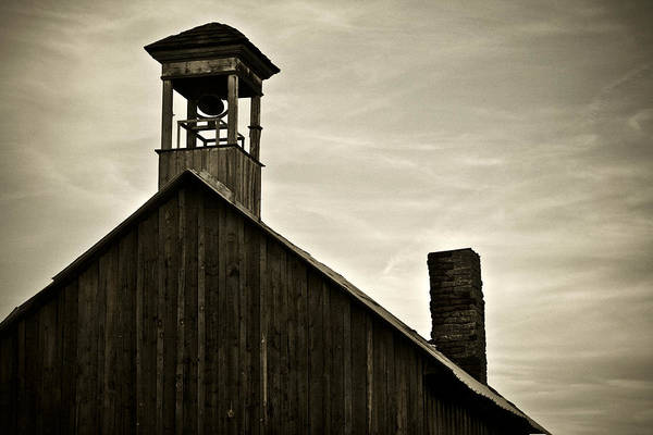 Photograph - Old Church Bell by Marilyn Hunt