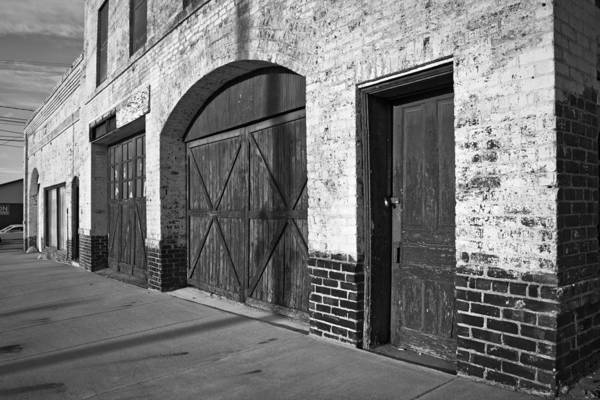 Photograph - Old City Building by Patrick M Lynch