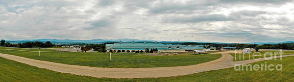 Photograph - Old Dominion Horse Show Park Panorama by Mark Dodd