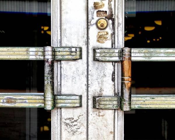 Photograph - Old Door by Rudy Umans
