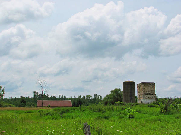 Photograph - Old Farm Ruins 02 by Ms Judi