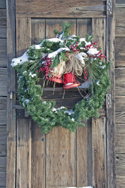 Christmas Season Wall Art - Photograph - Old-fashioned Christmas 2 - Gardener Village by Steve Ohlsen