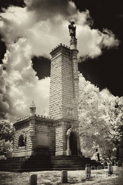 Wall Art - Photograph - Old Grey Monument by Paul W Faust -  Impressions of Light