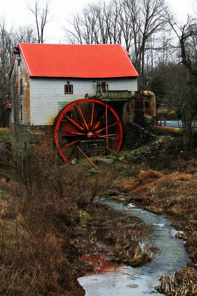 Photograph - Old Guilford Mill by Sheila Kay McIntyre