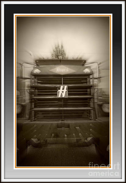 Wall Art - Photograph - Old Hayes Truck by Randy Harris