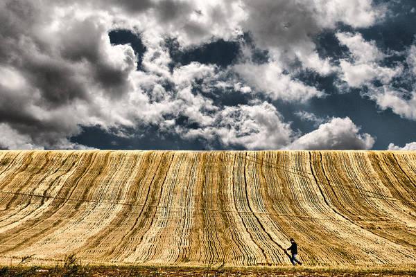 Photograph - Old Man by Okan YILMAZ