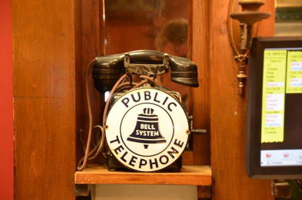 Photograph - Old Telephone by Randy J Heath