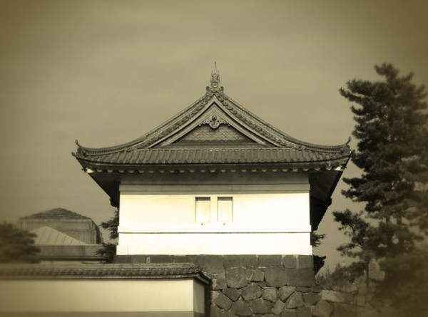 Traditional Wall Art - Photograph - Old Tokyo by Naxart Studio