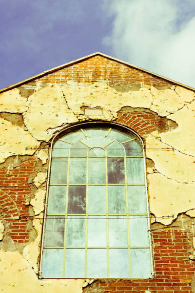 Neglected Wall Art - Photograph - Old Warehouse by Tom Gowanlock