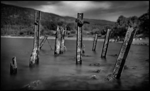 Photograph - Old Weir In Loch Ness by Joe Macrae
