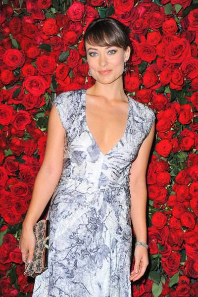 2010s Fashion Wall Art - Photograph - Olivia Wilde Wearing A Narciso by Everett