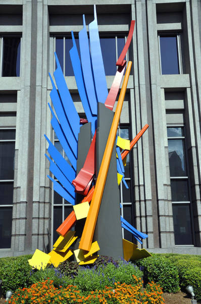 Albert Paley Photograph - Olympia by Andrew Dinh