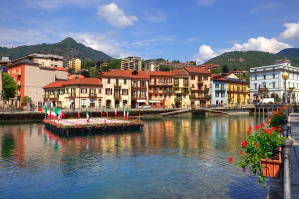 Northern Italy Photograph - Omegna - Lago D'orta by Joana Kruse