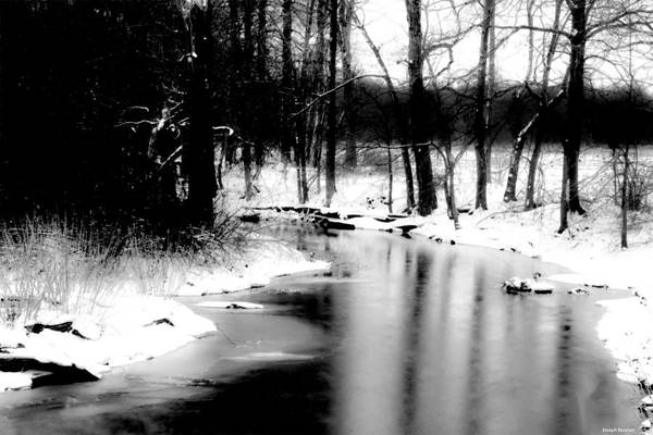 Photograph - On A Winter's Day by Joseph Noonan