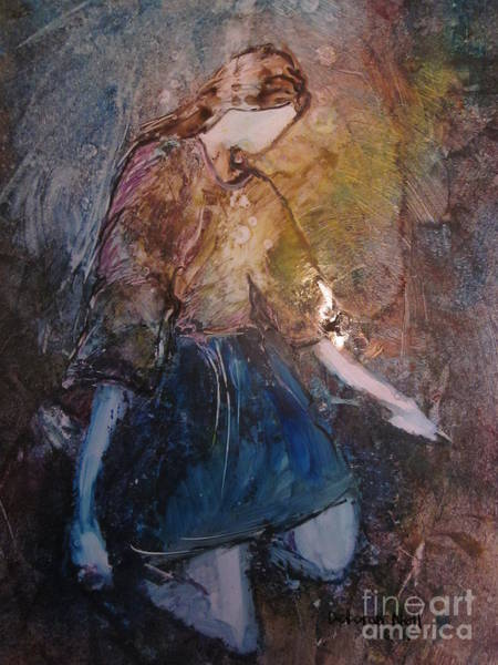 Painting - Amazing Grace by Deborah Nell