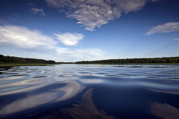 Photograph - On The Water by Gary Eason