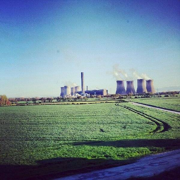 Wall Art - Photograph - On The Way To #liverpool #green by Abdelrahman Alawwad