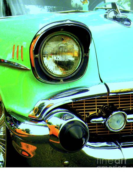 Auto Show Photograph - One Eyed Monster by Joe Pratt