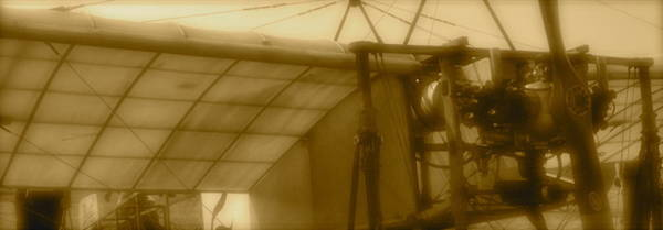 Bleriot Photograph - One Of Those Magnificent Machines by John Colley