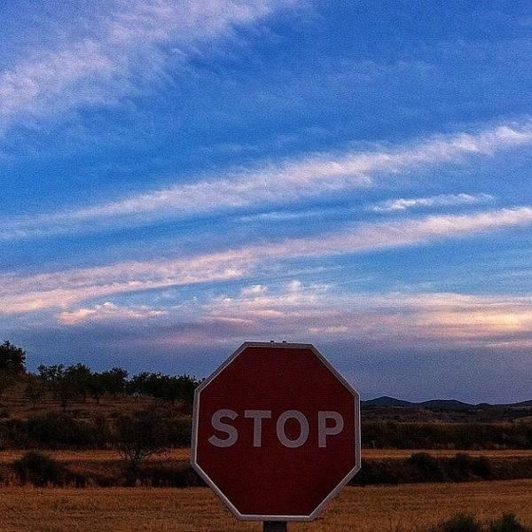 Jesus Photograph - Only Stop, #igerscatalunya by Rafel Jesus