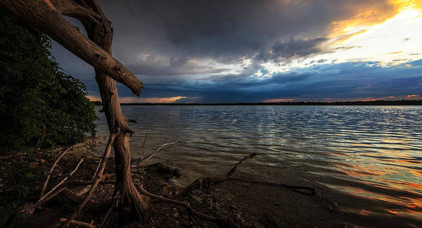 Onondaga Photograph - Onondaga Lake by Everet Regal