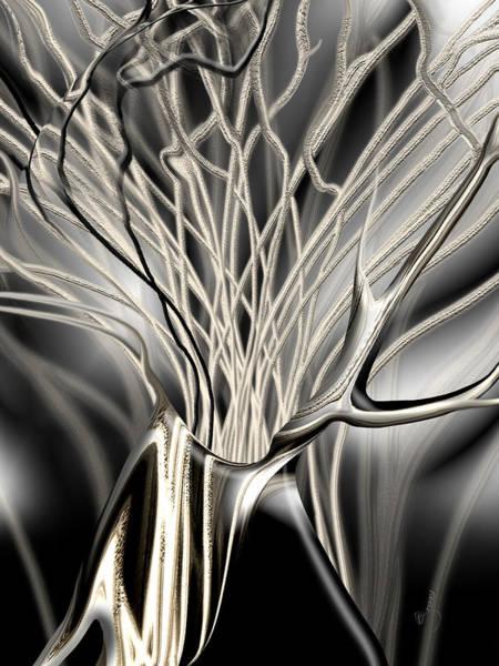 Onyx Growth The Begining Art Print