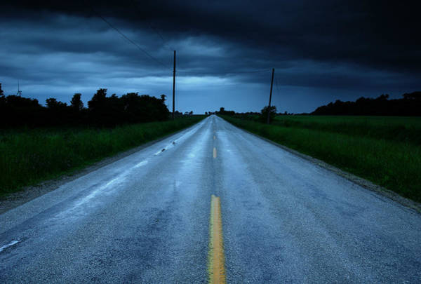 Wall Art - Photograph - Open Road by Cale Best