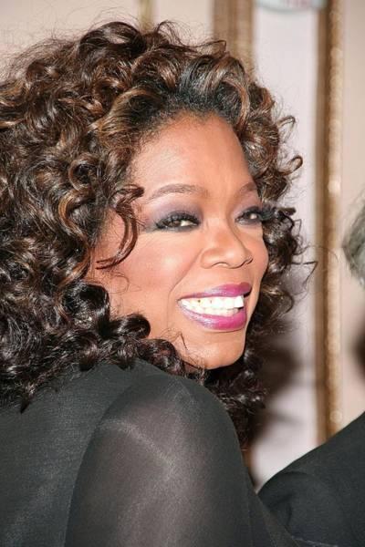 Oprah Wall Art - Photograph - Oprah Winfrey At Arrivals For The Elie by Everett