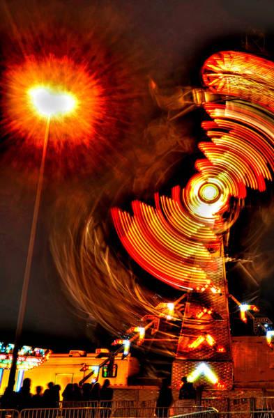 Photograph - Orange Haze by Joann Vitali