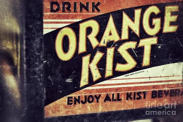 Photograph - Orange Kist by Traci Cottingham
