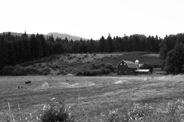Photograph - Oregon Farm by Jason Smith