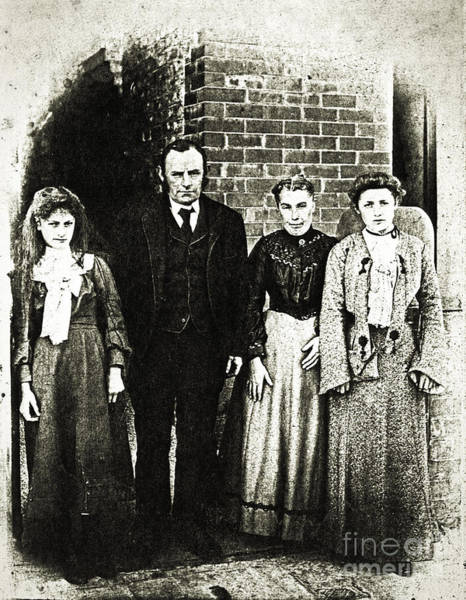 Photograph - Orme Family Liverpool by Donna L Munro