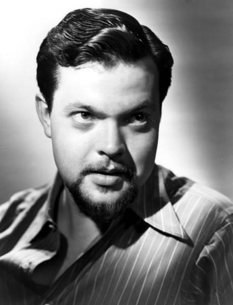 Goatee Photograph - Orson Welles, 1939 by Everett