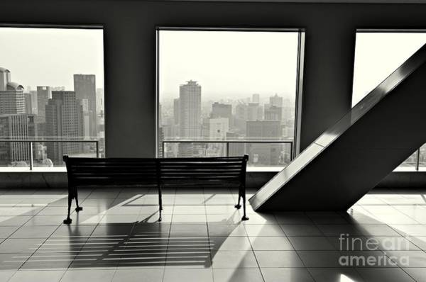 Wall Art - Photograph - Osaka View by Dean Harte