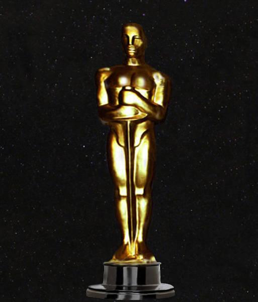 Digital Art - Oscars  by Eric Kempson