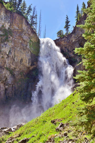Photograph - Osprey Falls II by Greg Norrell